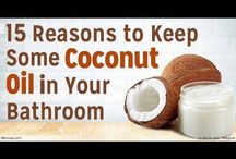 COCONUT OIL AT ALL TIME