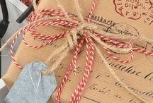 Wrapping and Gift Giving / by Jennie Archer