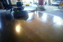 Nevada Concrete Polishing / We Are The Concrete Polishing Experts!  Concrete polishing is a new wave in flooring that restores and dramatically improves new or existing slabs. It's superior to all other flooring in that Polished Concrete will transform your concrete floor into a beautiful, functional, low maintenance, high performance floor without the use of topical coatings. Polished concrete is soft to the touch, smooth, dense and lustrous.
