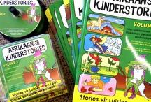 Afrikaanse kinder storie boeke