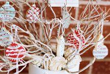 Homemade Christmas / Christmas decorations, Christmas craft, Christmas sewing