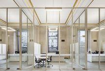 Interiors:work spaces