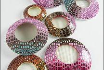 polymer jewelry / by Beth Stice