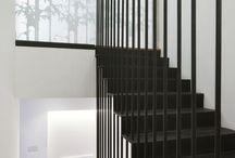 Stairs / ciekawe rozwiązania schodów