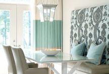 Hamptons look  / New home ideas