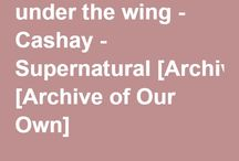 Supernatural Fic Recs