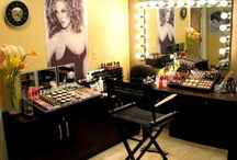 Makeup studio inspiration