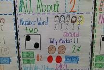 Classroom Ideas--Math / by Melissa Solomon