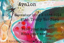 Tracy Verdugo workshops / by Tracy Verdugo