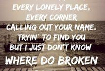 • Song Lyrics •