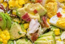 Chicken salads recipes