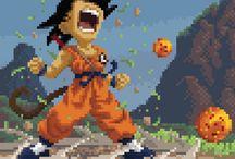 Dragon Ball Pixelart
