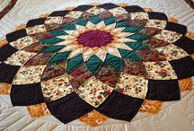 Giant Dahlia Quilts