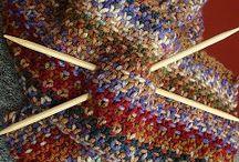 Knitting / by Norma Kennett-Bell