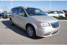 2013 Chrysler Town & Country Touring-L Van Passenger / Featured Vehicle: MSRP: $34,590  DISCOUNT & REBATE: -$4,365  Adjusted Price: $30,225  Bodystyle: 4 door Van Passenger Engine: 3.6L V-6 cyl Transmission: Multi-Speed Automatic Ext. Color: Cashmere Pearlcoat Int. Color: Black/Light Graystone