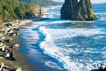 West Coast Travel / by Heather Bacon Poe