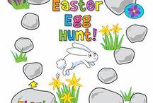 Easter Classroom, Crafting Ideas & Treats