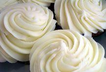 Receita: buttercream de chocolate branco