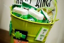 St. Patty's Day Treats + Crafts