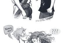 Rachel x Octavian