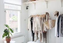 STG12 Klädkammaren / Inspiration till klädkammaren i lägenheten.