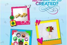 #JoyOfCreation / Nostalgia time. Remember the first time you dabbled in art & craft? As a young kid, covered in glue, glitter and colours? Your little mess of clay was a masterpiece back then smile emoticon   Do share your first crafting memory with us. And all you moms in the house, share your little one's masterpiece as well.