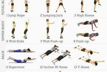 Alica Workout
