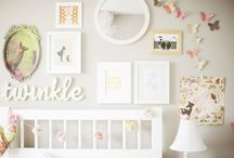 my first little girls room / by Hannah Coates