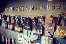 Notre Pop Up Store / Pop up store & boutique éphémère