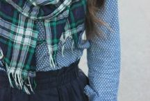 Plaid Weather / Fall inspired ideas