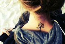 Tattoos / Idée tatouage pour nuque