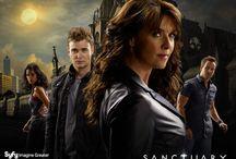 Sanctuary Television Series