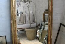 Miroirs et Cadres