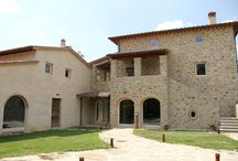 TUSCANY DESIGN AGRITURISMO F / one of our works