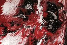 Nicoleta F. Eiden / My painting , acrylic