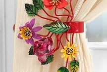 Wallpaper & Fabrics ♥ Behang & Stoffen ♥ / wallpapers fabrics colors behang stoffen retro vintage design  / by Doedelie ♥♥ DUTCH ♥♥♥♥♥
