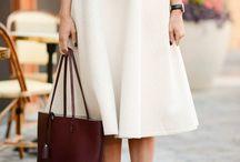 a skirt ...