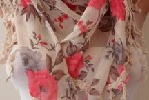 Scarvesッ / Scarfs for Summer, Winter, Spring or Fall