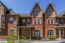 125 Hall Street- 3 bedroom #RichmondHill #Townhome #Renovated #Modern / Beautiful 3 story, 3 bedroom, 3 bathroom townhouse in the heart of #RichmondHill #Millpond Community with underground parking, direct access to the house and a private fenced yard!