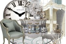 """Cinderella "" Inspired Interior Design"