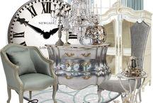 """Cinderella "" Inspired Interior Design"