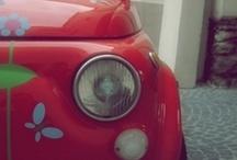 Lovely Car / Fiat 500
