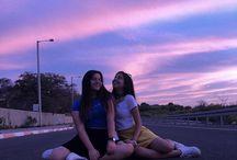 Freundinnen Fotos