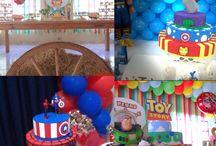 Enlace Festas / Decoração, personalização, convites e lembranças! Transformando ideias e sonhos em realidade ;)