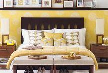 Home { bedroom } / by Erin McCoy
