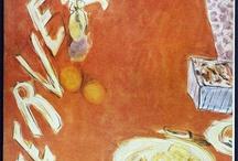 """verve"" magazine 1937-1960 / An artistic and literary quarterly, 1937 - 1960"