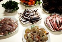 Una giornata... Di pesce! / A volte basta davvero poco per preparare un piatto sfizioso...