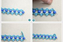 CRAFTS JEWELRY - joyas / earrings, necklaces, bows etc..