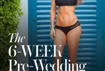pre wedding fitness