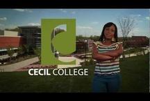 Cecil College Videos / by Cecil College